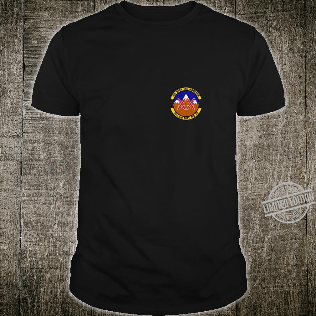20th Air Support Operations Squadron Air Force Patch Shirt