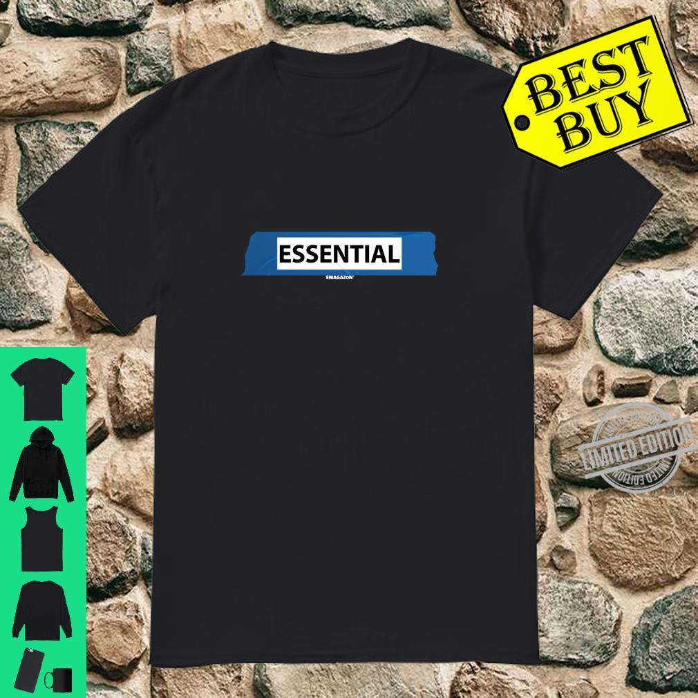 5S Label Essential Swagazon Associate Coworker Swag Shirt