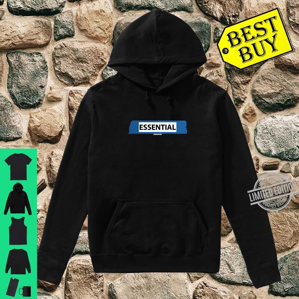 5S Label Essential Swagazon Associate Coworker Swag Shirt hoodie