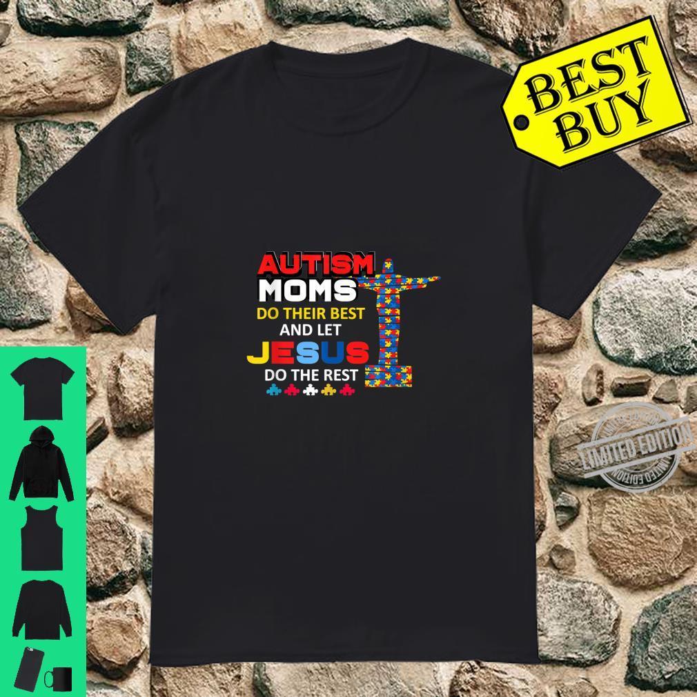 Autism Mom Autism Awareness Shirt