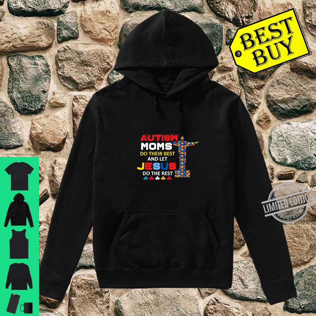 Autism Mom Autism Awareness Shirt hoodie
