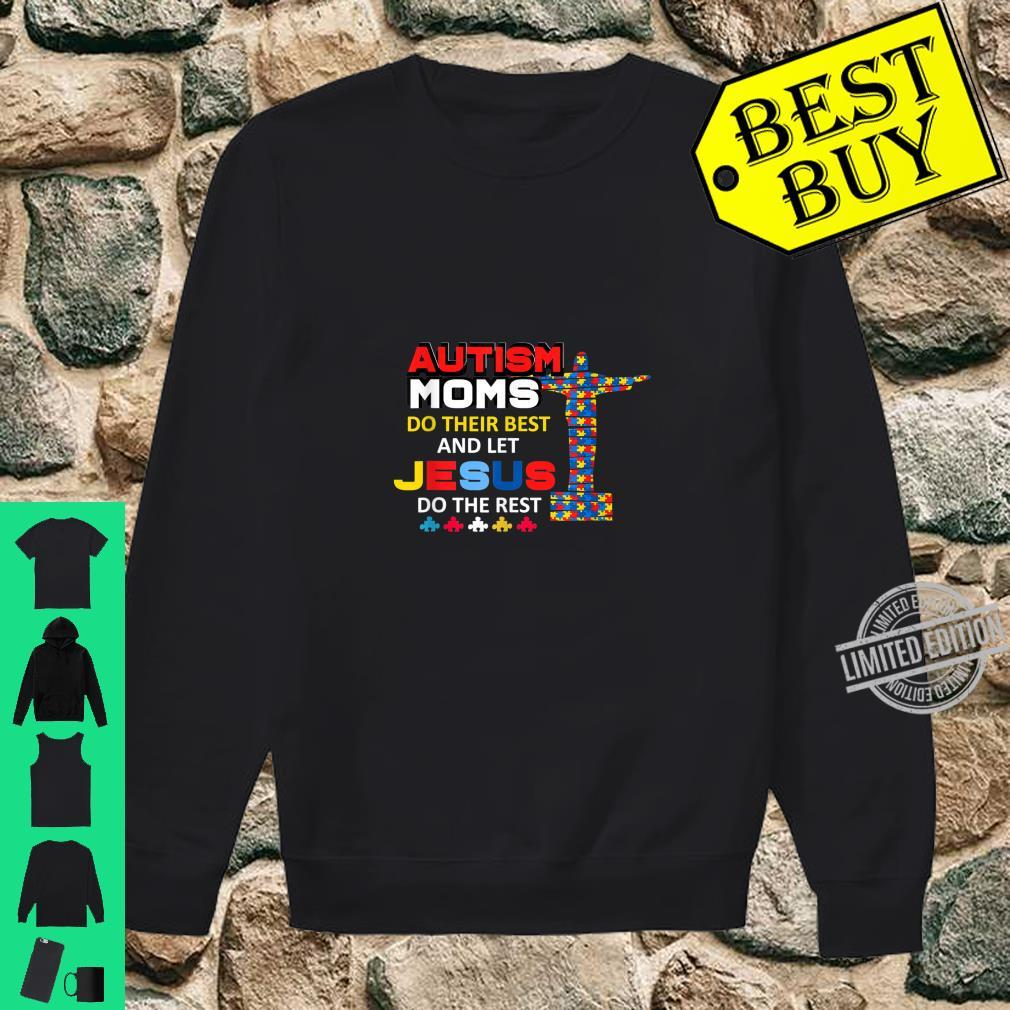 Autism Mom Autism Awareness Shirt sweater