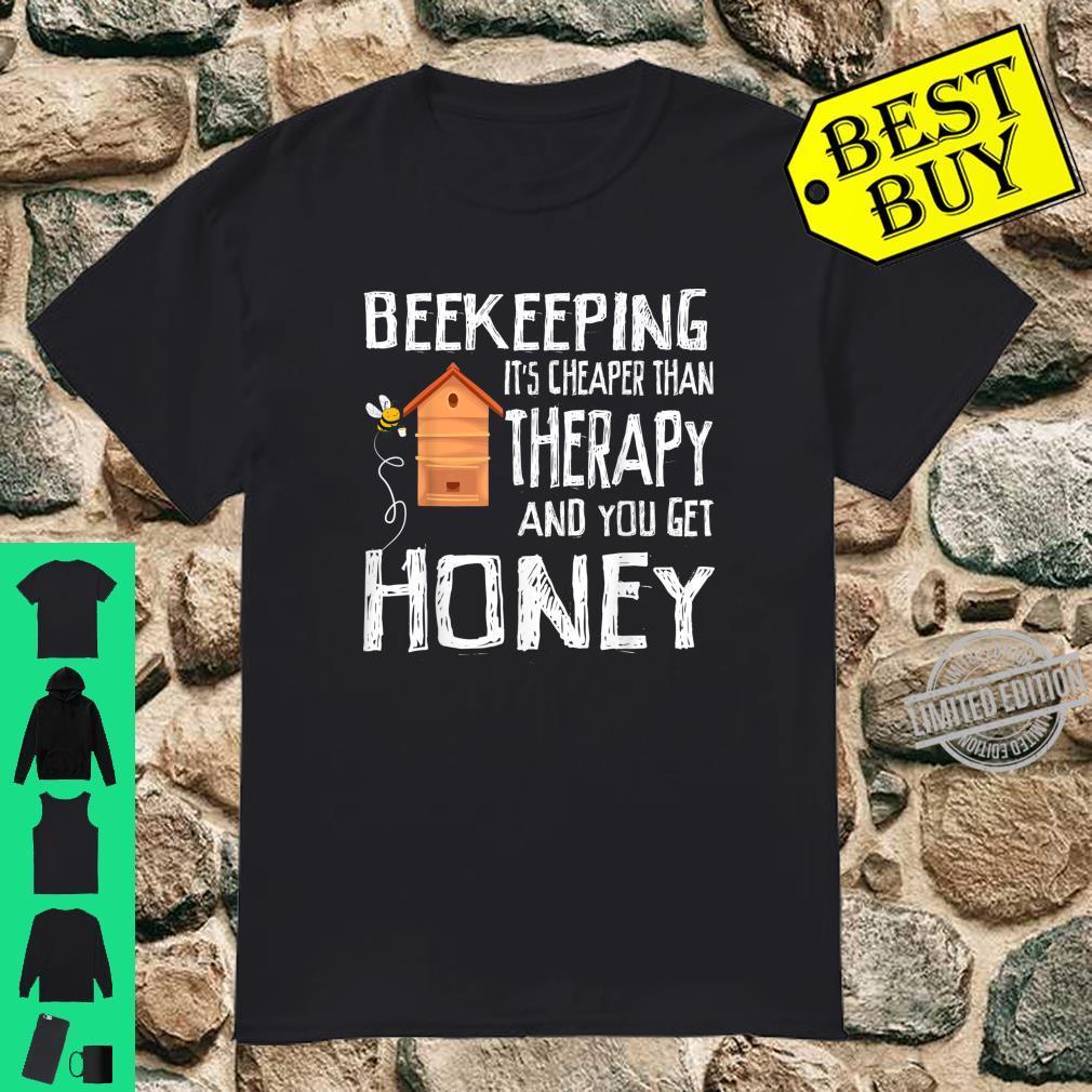 Benefits of beekeeping for Beekeeper and Honey Bees Shirt