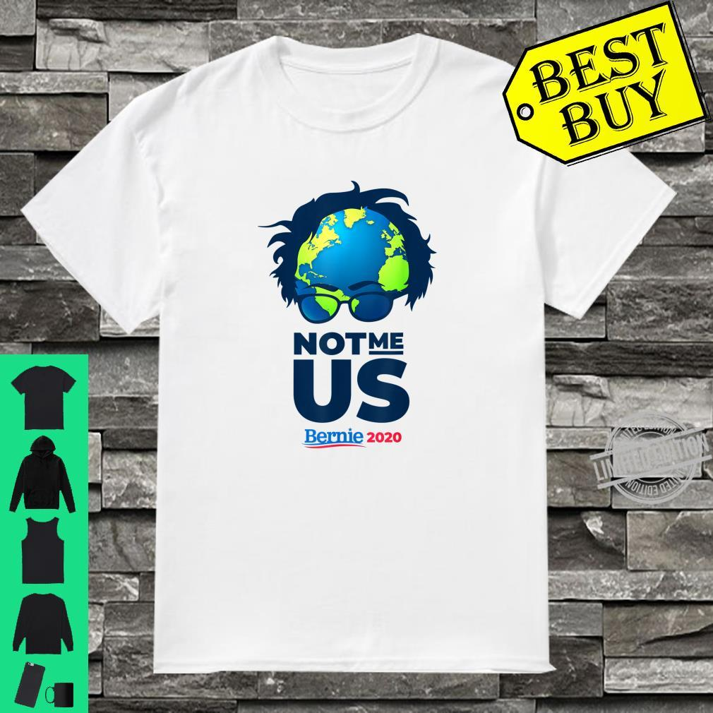 Bernie Sanders 2020 Climate change Awareness Support Shirt