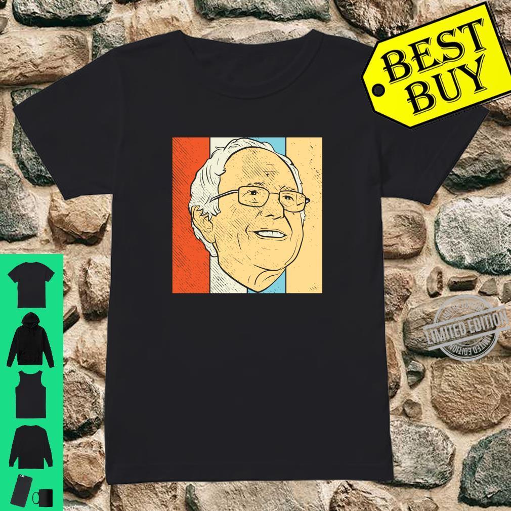 Bernie Sanders Retro Poster Vintage 2020 Election President Shirt ladies tee