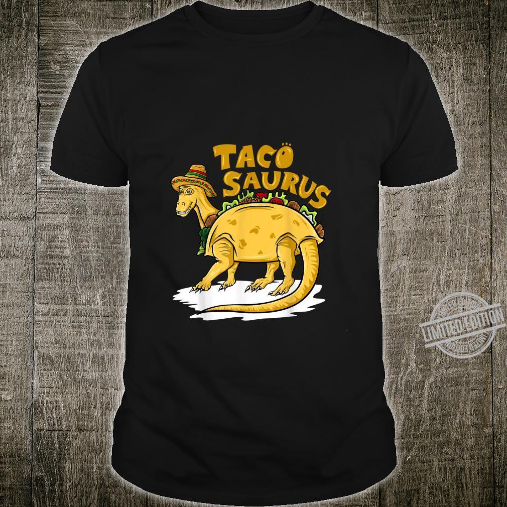 Cinco De Mayo Tacosaurus Dino Taco Shirt