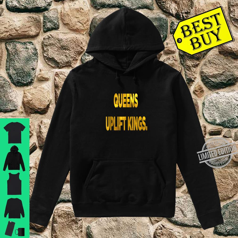 Cute and sexy African American Afrocentric quote Shirt hoodie