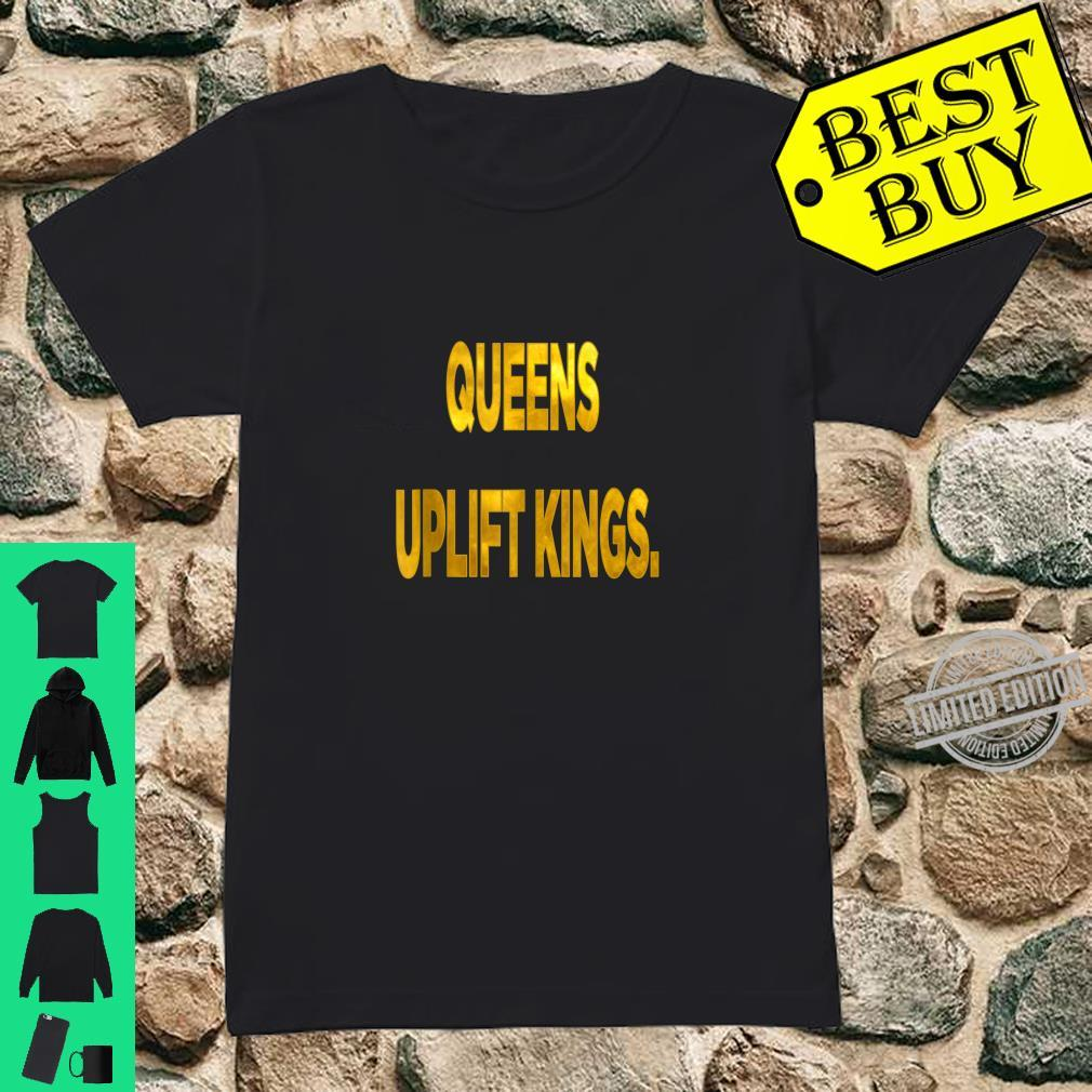 Cute and sexy African American Afrocentric quote Shirt ladies tee