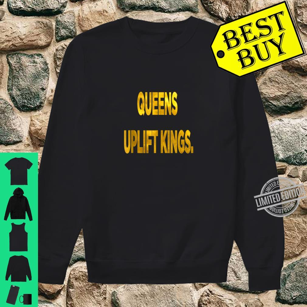 Cute and sexy African American Afrocentric quote Shirt sweater