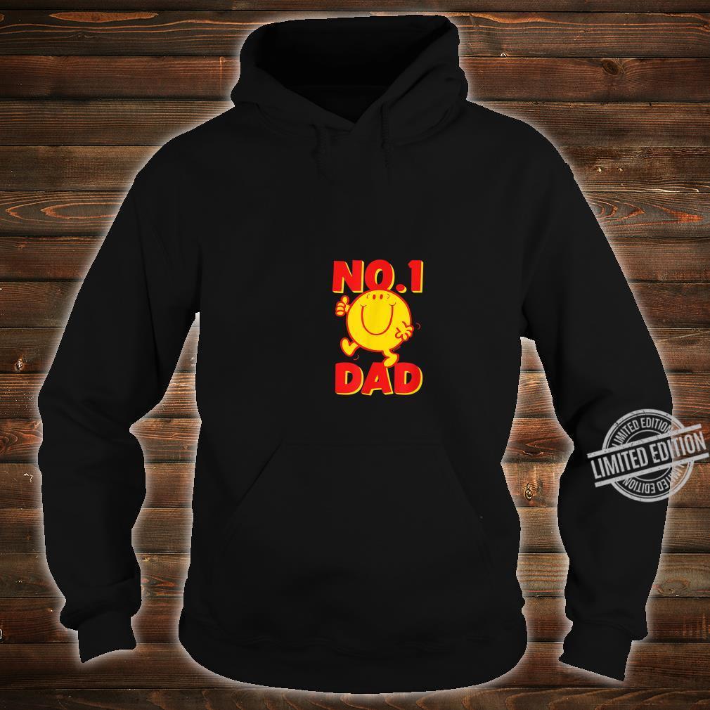 Mr. Mr. Happy No 1 Dad Number 1 Dad Shirt hoodie
